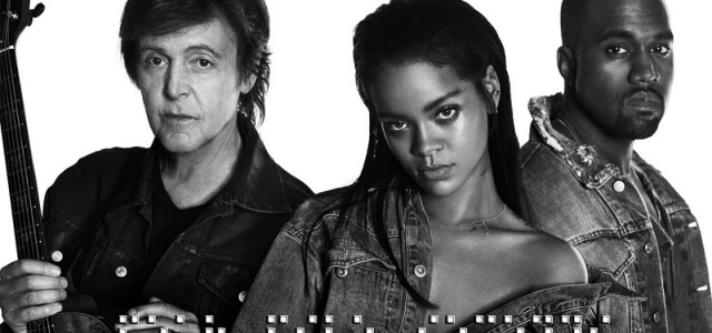 Paroles de la chanson « FourFiveSeconds » de Rihanna ft. Paul McCartney & Kanye West. I think I've had enough, I might get a little drunk I say what's on my mind, […]